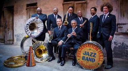 Concierto de Preservation Hall Jazz Band en Niagara Falls