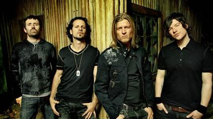 Concierto de Puddle of Mudd en Greensboro