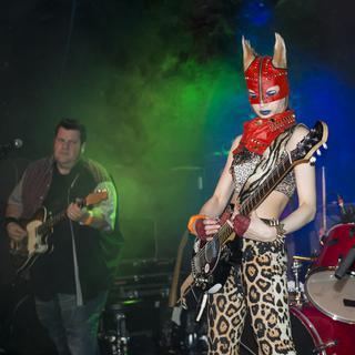 Concierto de Pussycat and the Dirty Johnsons en Bridgwater