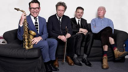 Quartet-NL concert in Utrecht