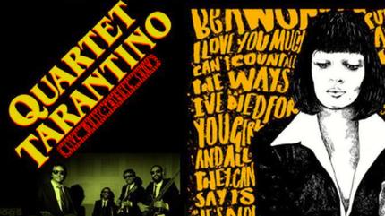 Quartet Tarantino concert in Valladolid