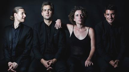 Concierto de quatuor anches hantees en París