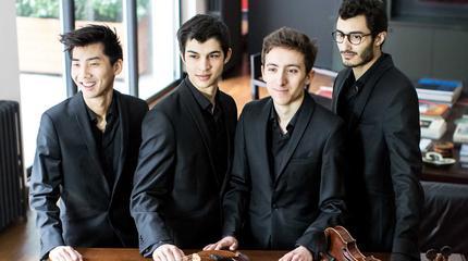 Concierto de Quatuor Arod en París