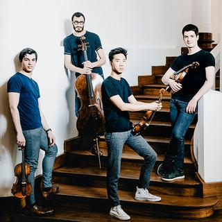 Quatuor Arod concert à Paris