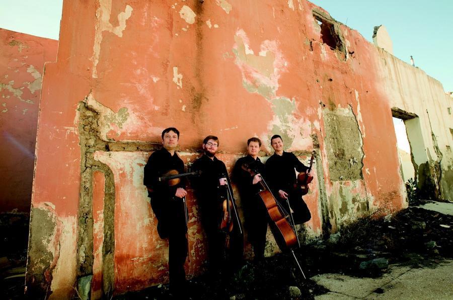 Quatuor Debussy concert in Courbevoie