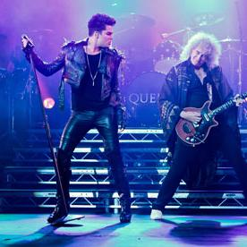 Concierto de Queen with Adam Lambert en Inglewood