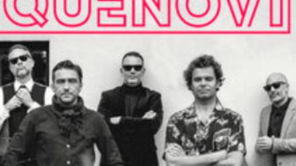 Concierto de Quenovi en Madrid