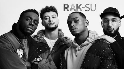 Concierto de Rak-Su en Dublin