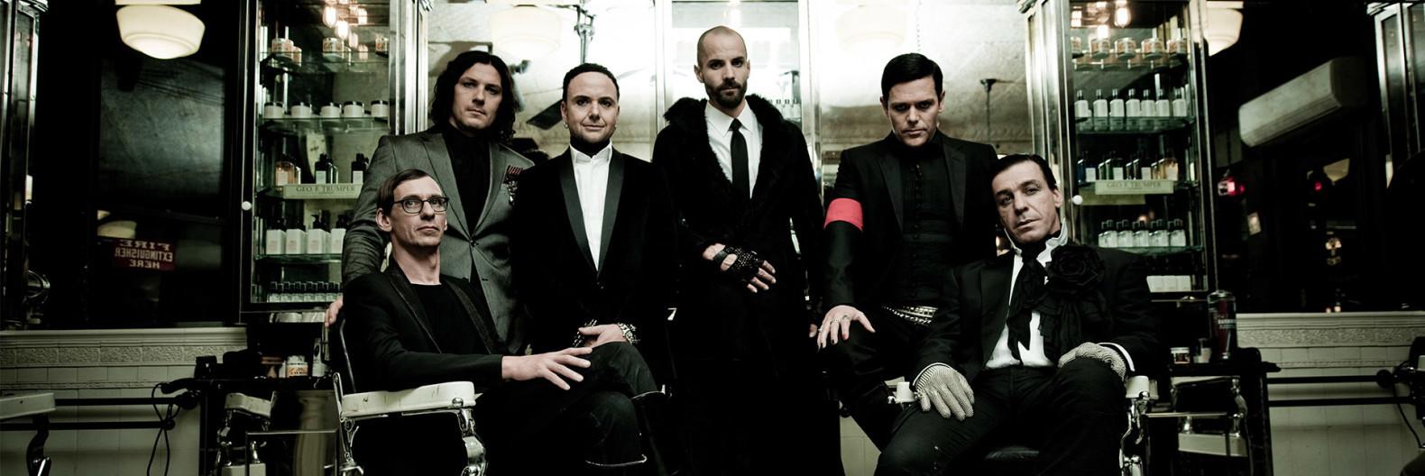 Rammstein concert in Turin