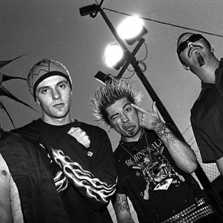 Rancid + Pennywise + Suicidal Tendencies concerto a Baltimore