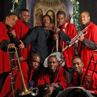 Concierto de Rebirth Brass Band en Denver