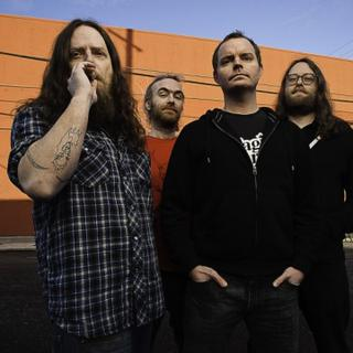 Concierto de Red Fang en Baton Rouge