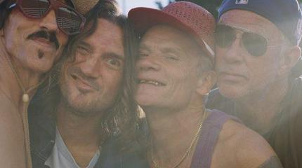 Red Hot Chili Peppers concerto em Boston