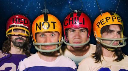 Red Not Chili Peppers concerto a Fort Collins