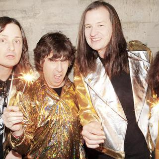 Concierto de Redd Kross en Grand Rapids