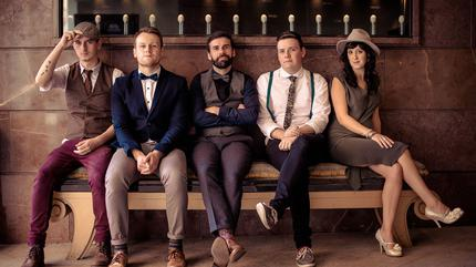 Concierto de Rend Collective en Londres