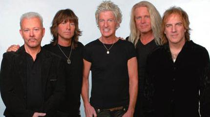 Concierto de REO Speedwagon en Oxford