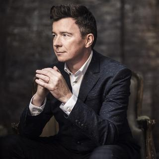 Rick Astley concert in Bournemouth