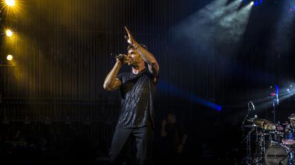 Concierto de Ricky Martin en Córdoba