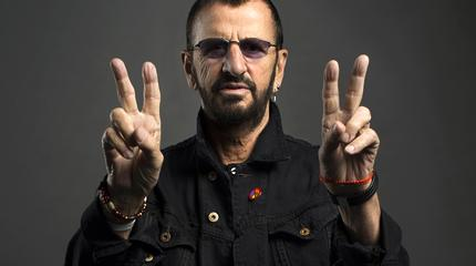 Ringo Starr And His All Star Band concert in New York