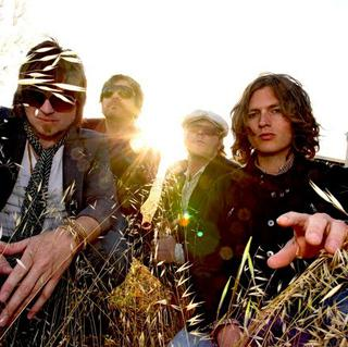 Concierto de Rival Sons + The Record Company en Londres