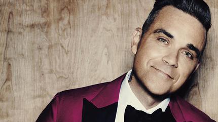 Concierto de Robbie Williams en Albert Park