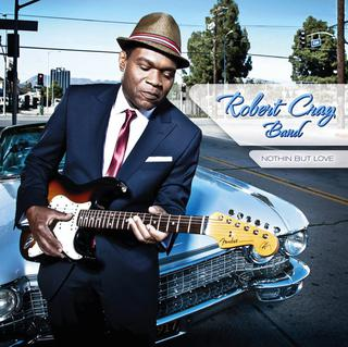 Concierto de Robert Cray Band en Solana Beach