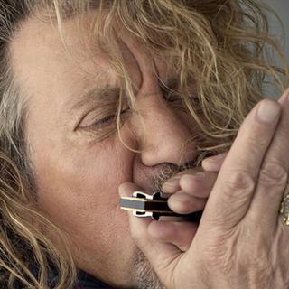 Concierto de Robert Plant en Filadelfia