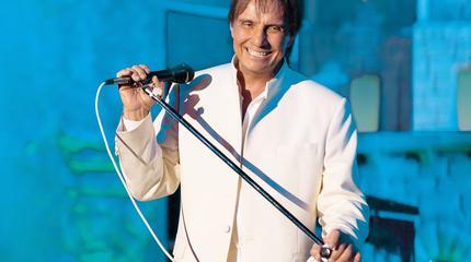 Roberto Carlos concert in Goiânia