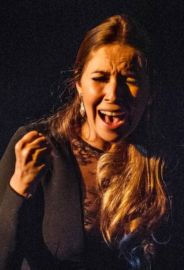 Rocio Márquez concert in Fribourg