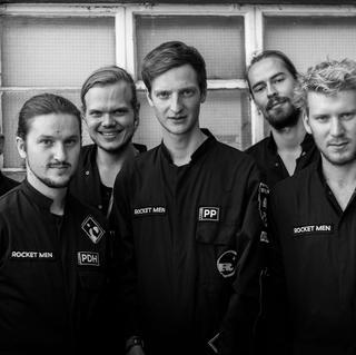 Rocket Men concerto em Hamburgo