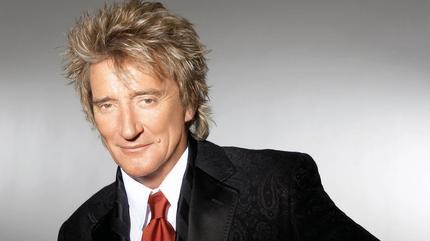 Rod Stewart concert in Melbourne