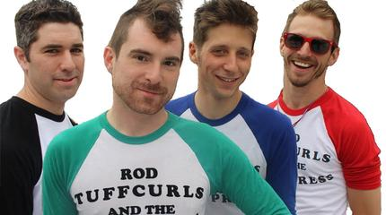 Concierto de Rod Tuffcurls & the Bench Press en Indianapolis