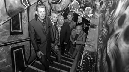 Concierto de Roddy Radiation & The Skabilly Rebels en Bathgate