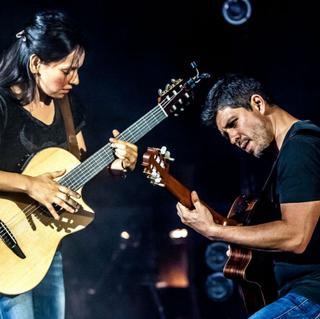 Concierto de Rodrigo y Gabriela en Durham