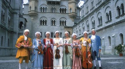 Konzert von Rondò Veneziano in Genf