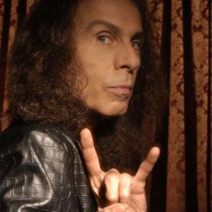 Concierto de Ronnie James Dio en Las Vegas