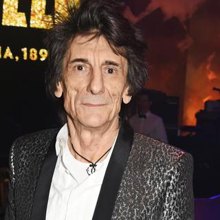 Ronnie Wood concert in London