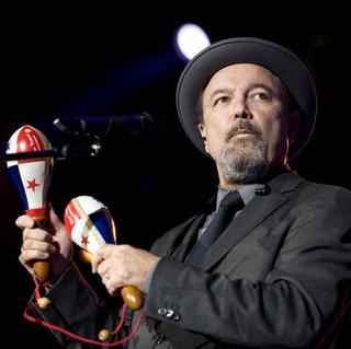 Concierto de Rubén Blades en Ciudad de Mexico
