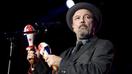 Concierto de Rubén Blades en New York
