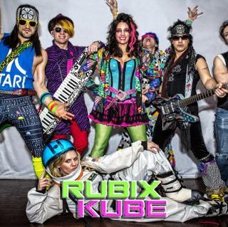 Concierto de Rubix Kube en West Hollywood