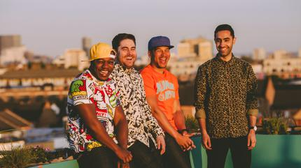 Concierto de Rudimental + Redlight + David Rodigan en Londres