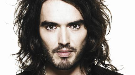 Russell Brand concert in Los Angeles