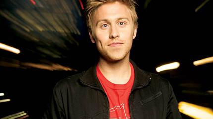 Russell Howard concert in Toronto