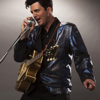 Concierto de Ryan Pelton (Tribute to Elvis Presley) en Jim Thorpe