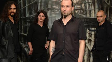 Samael concert à Villeurbanne