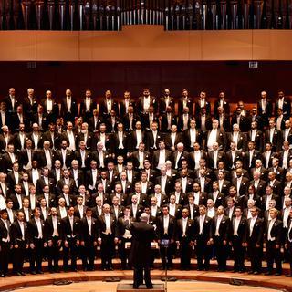 Concierto de San Francisco Gay Men's Chorus en Berkeley