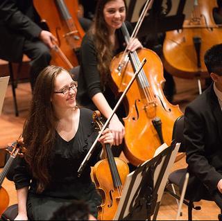 Concierto de San Francisco Symphony Youth Orchestra en San Francisco
