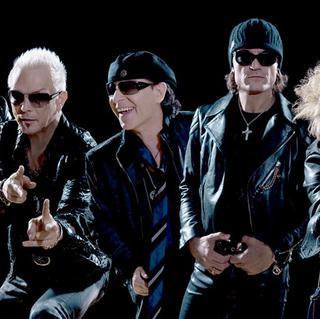 Concierto de Scorpions en Lucca