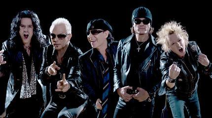 Concierto de Scorpions en Stuttgart